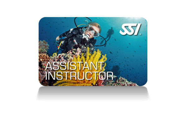 Dive Control Specialist/ Assistant Instructor Info Abend